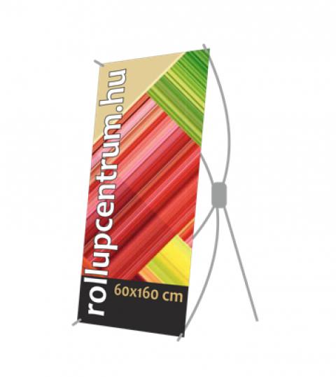 X banner  - 60 × 160 cm